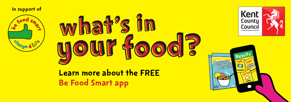 What's in your food? Learn more about the Food Smart app.