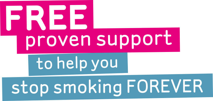Free proven support to help you stop smoking forever