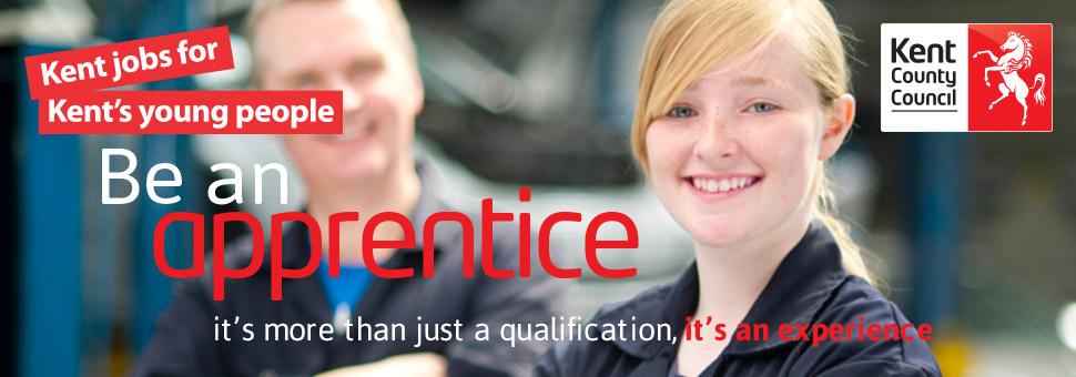 Become an apprentice, it's more than just a qualification it's an experience