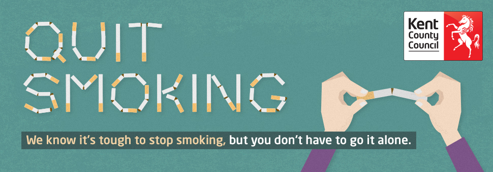 Quit smoking - We know it's tough to stop smoking, but you don't have to go it alone