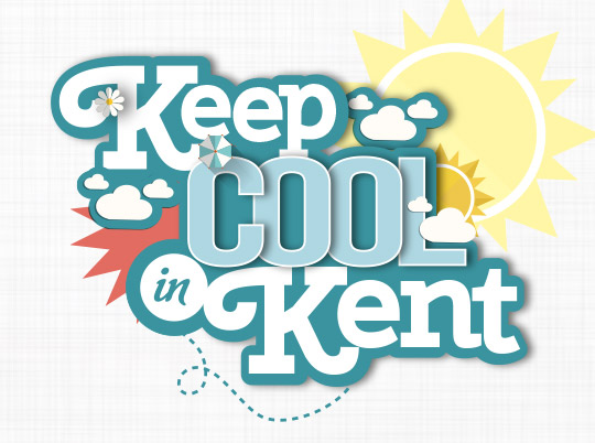 Keep cool in Kent