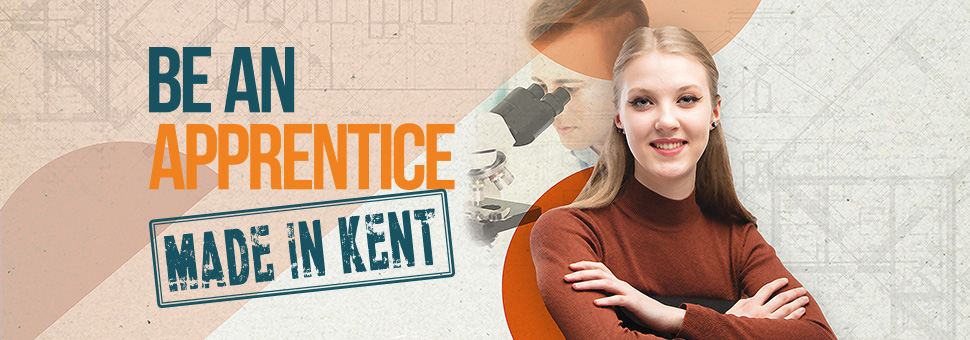 Be an apprentice. Made in Kent.