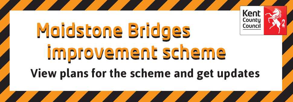 Maidstone bridges banner