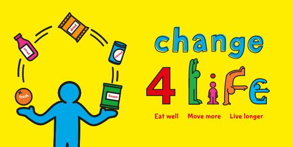Image result for change 4 life