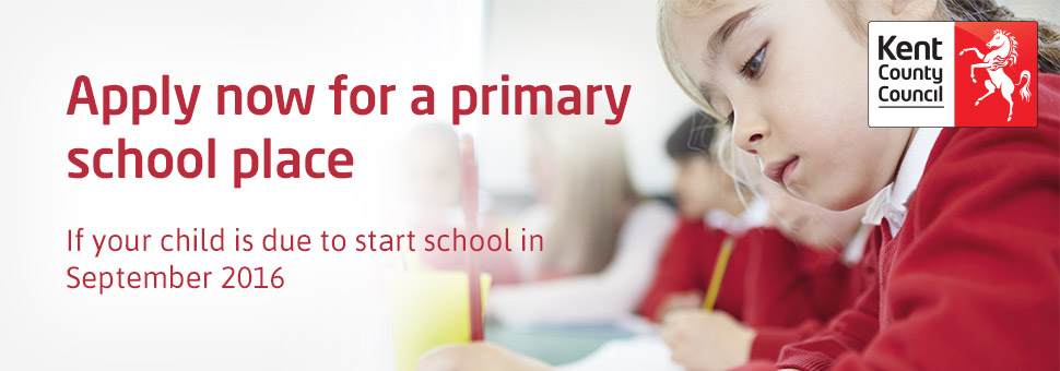 Primary admissions applications 2015