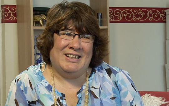 Maria - supported living case study