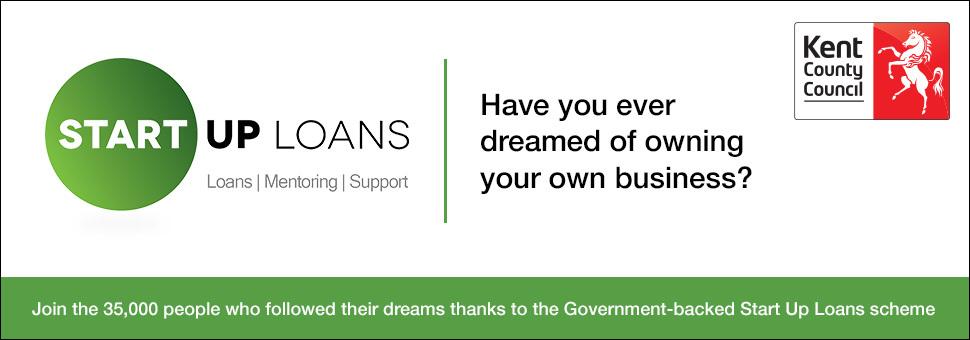 Start up loans banner