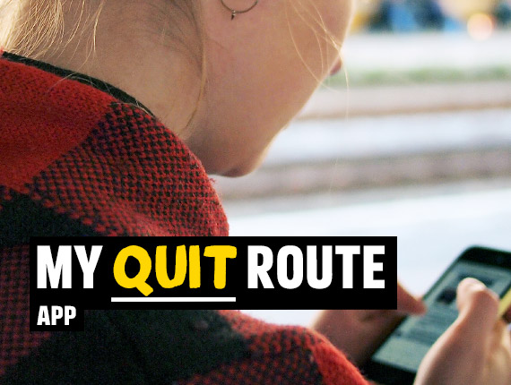 My Quit Route