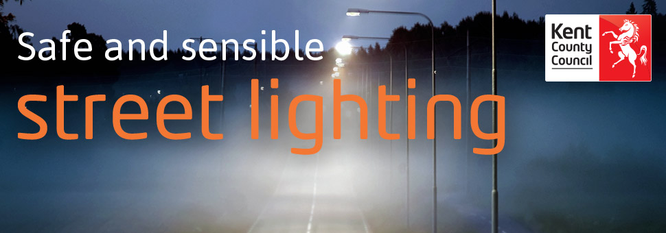 Safe and sensible street lighting