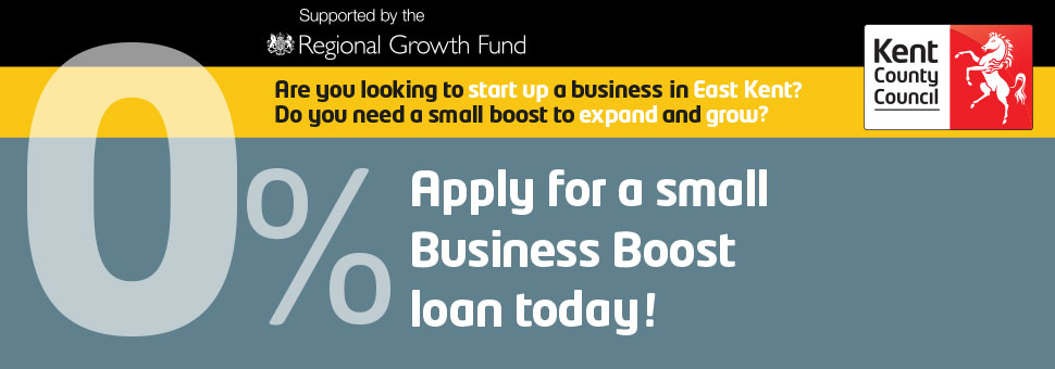 Apply for a Small Business Boost loan today